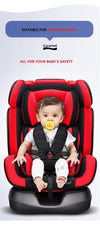 5 point harness booster seat