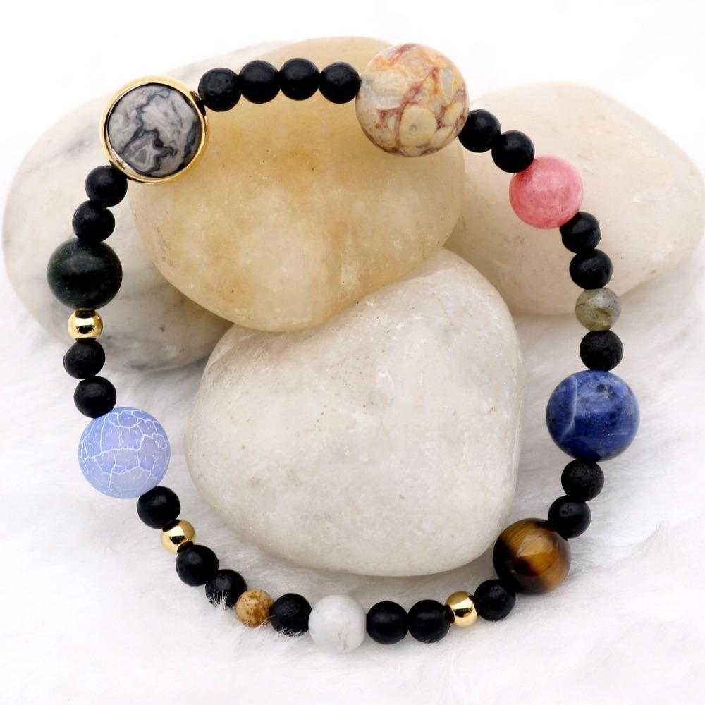 Solar System Bracelet, Pulseiras vertente, Linisorn Jewel Store, Live Your Expression