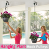 Hanging Plant Hook Pulleys