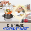 12-In-1 Kitchen Chef Basket