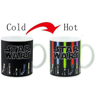 Star Wars Lightsaber Magic Mug, mug, Live Your Expression, Live Your Expression