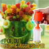 Pop Out Fruit & Veggie Shaper