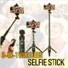 3-in-1 Wireless Selfie Stick..