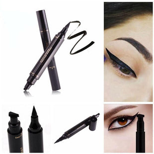 Winged Eyeliner Stamp, Eye Shadow & Liner Combination, Azerion Boutique Store, Live Your Expression