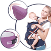 Ergonomic and Multifunctional Front Facing Baby Body Carrier- Hip Seat Infant Carrier