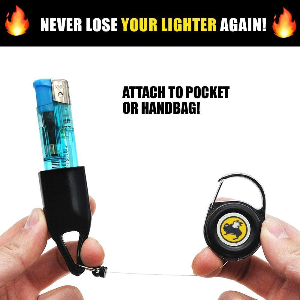 3 x Lighter Leash, Cigarette Accessories, UNCLETOM'S CABIN Store, Live Your Expression