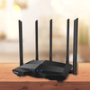 Dual Band Wireless Router and Repeater with Wide Coverage and Easy Setup