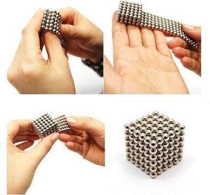 Stress Reliever Magnetic Balls