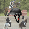 Adjustable Horseback Riding Equestrian Helmet!!