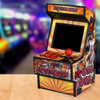 Mini Retro Video Game Arcade Machine with 156 Games