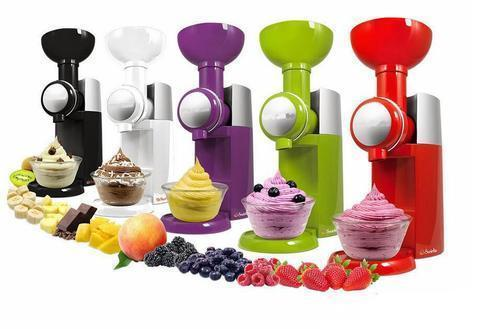 Frozen Fruit Ice Cream Machine, Ijs Makers, Intelligent Appliance Store, Live Your Expression