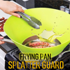 Frying Pan Splatter Guard