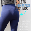 Vein Clear High Waist Leggings