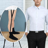 Incredibly Flexible Shirttail Stays Garter for Men