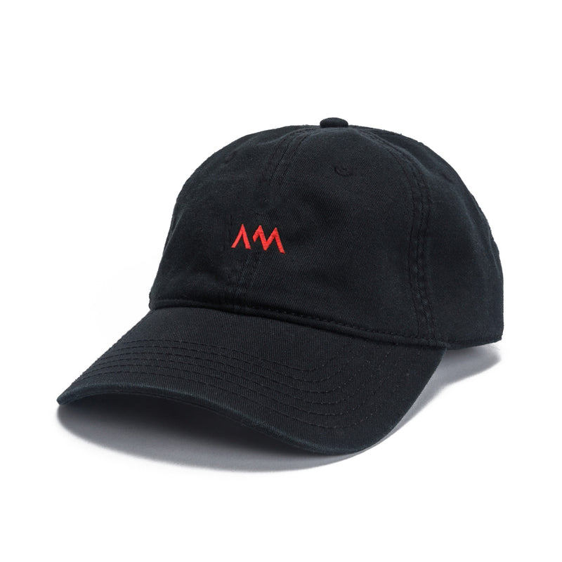 AM Logo Polo Fit Strapback