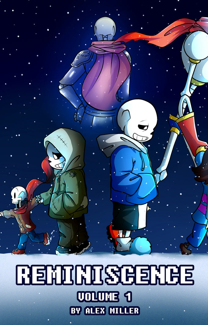 Undertale Comic Book