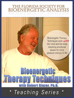 New Teaching DVD: Bioenergetic Therapy Techniques  (Download)