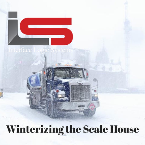 Winterizing the scale house asphalt and paving industries