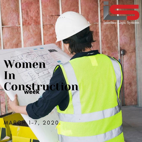 Women In Construction Week March 2020
