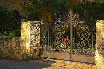 access control software gate security