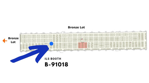 Conexpo ConAgg Bronze Hall Booth B91018