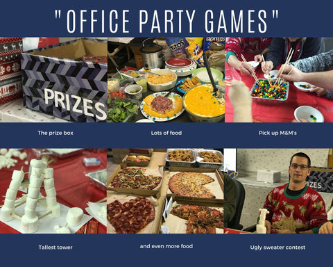 office party games