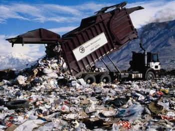 landfill waste management software