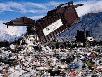 solid waste weighing industry