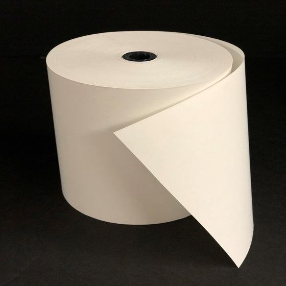 "THERMAMARK 4.375"" X 450' Thermal Receipt Paper Case of 12 Rolls"