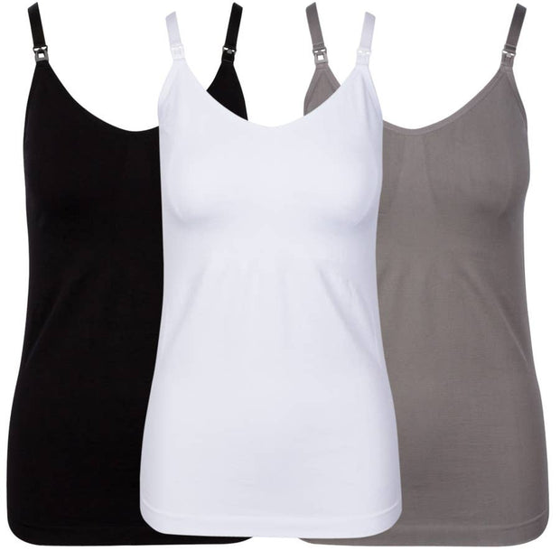 Premium Nursing Tank Top