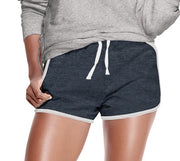 Maternity + Postpartum Lounge + Active Shorts in Navy