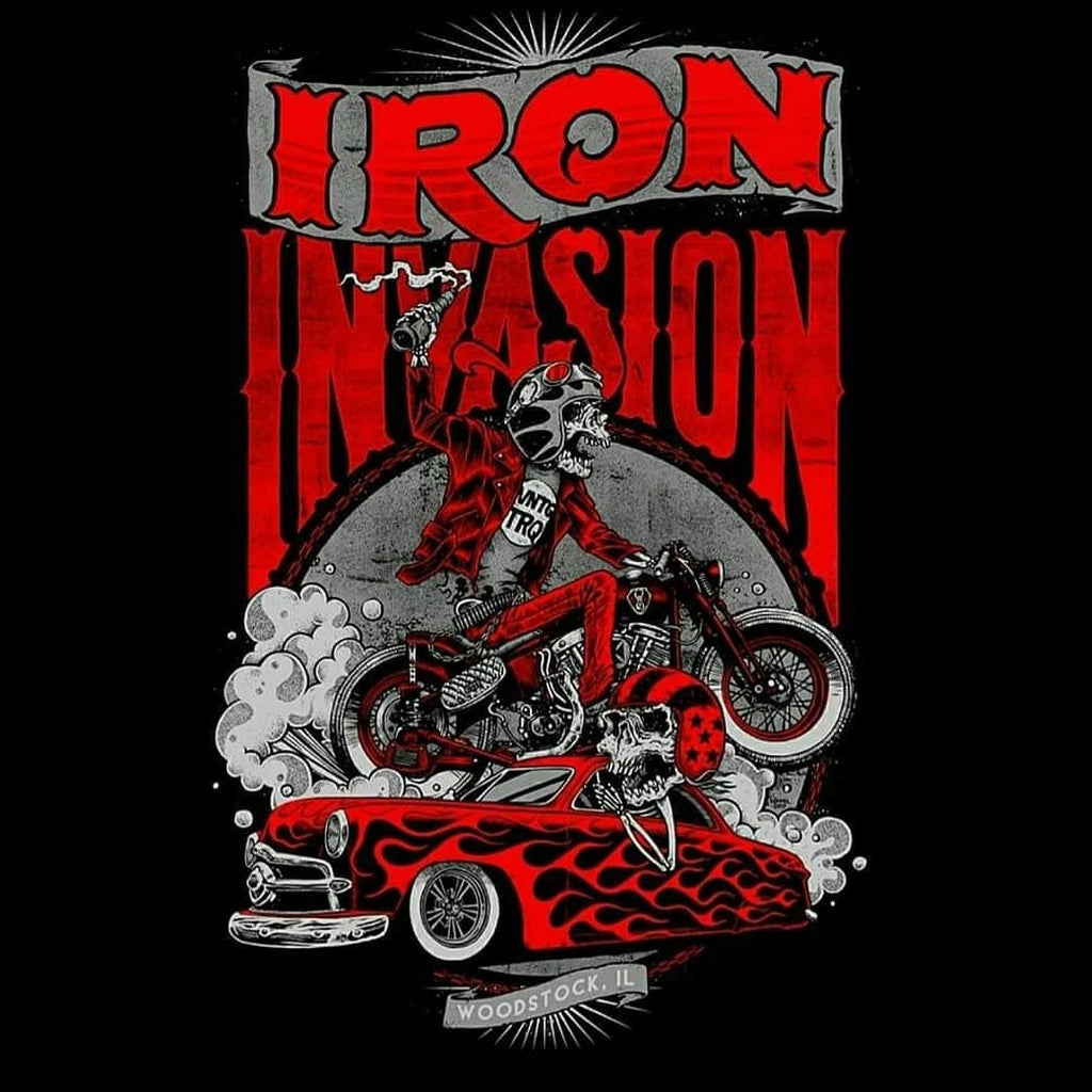 Iron Invasion 2018