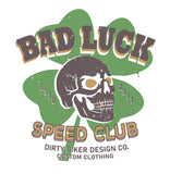 Bad Luck Speed Club T-Shirt