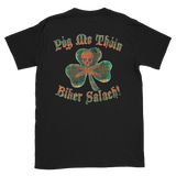 Dirty Biker Design - Kiss My Dirty Irish Biker Ass!