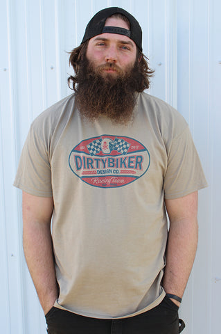 Dirty Biker Design Racing Team T-Shirt