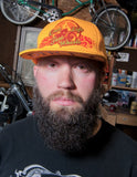 One Life Two Wheels Snapback Hat