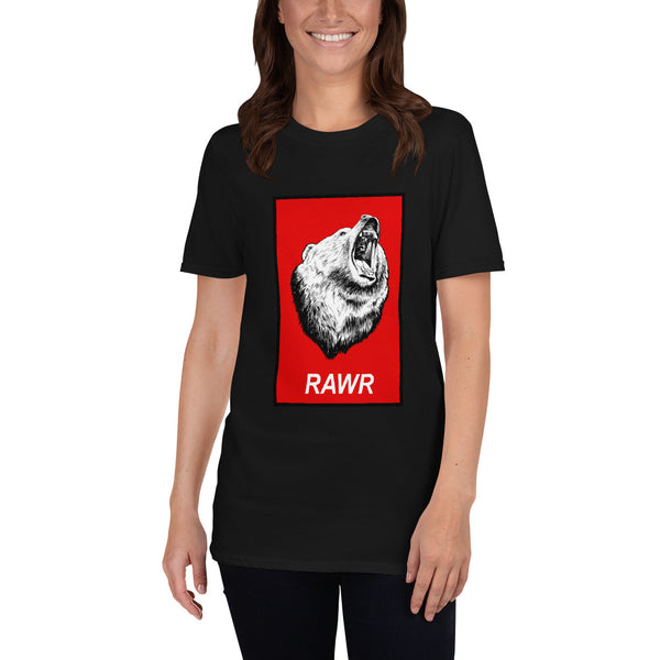 Women's Bear Rawr T-shirt