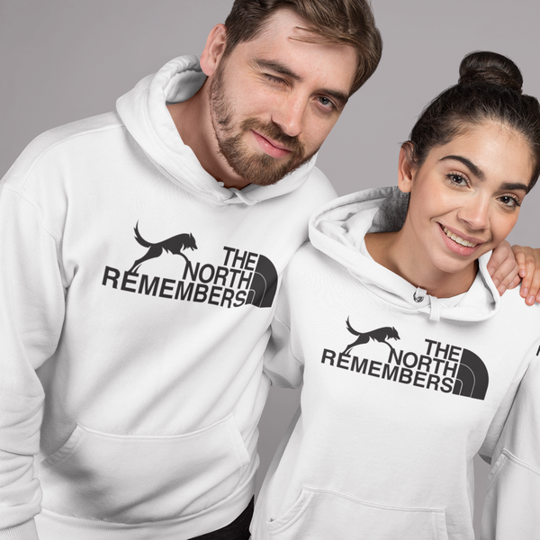 The North Remembers Men's Hooded Sweatshirt