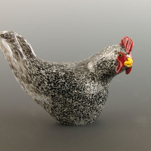 Speckled Chickens