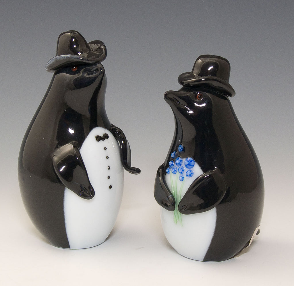 Bride & Groom Penguin