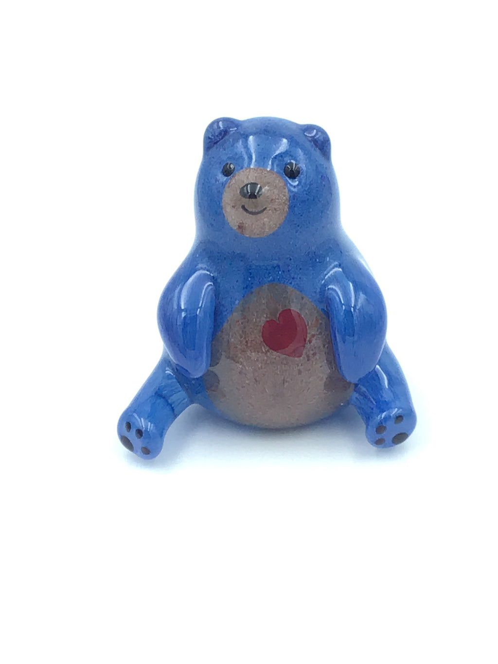 Blue Teddy