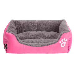 Candy Colored Soft Dogs Beds