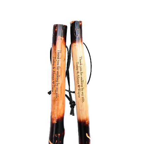 Personalized Walking Stick - OpenHaus Gifts