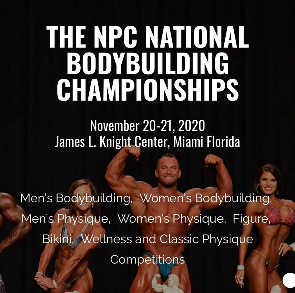 NPC Nationals, Orlando FL, 11/20-21