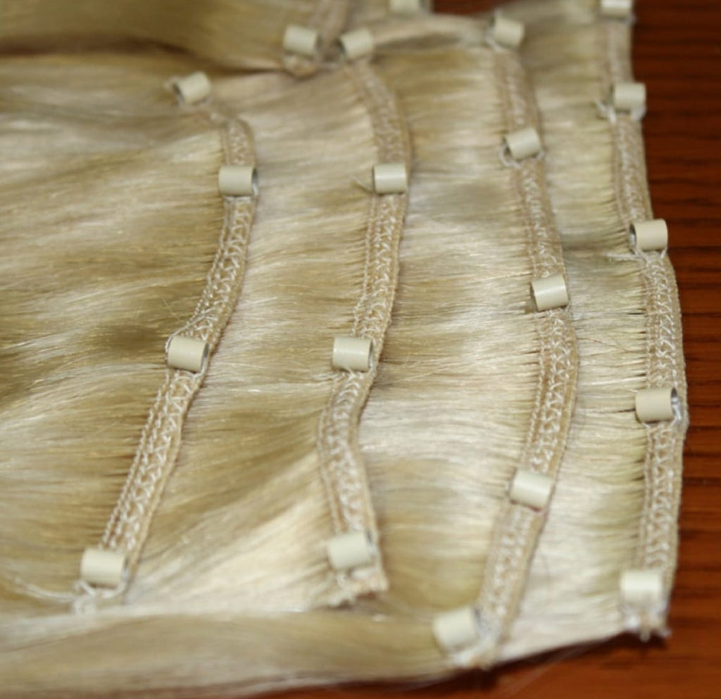 Beaded Wefts