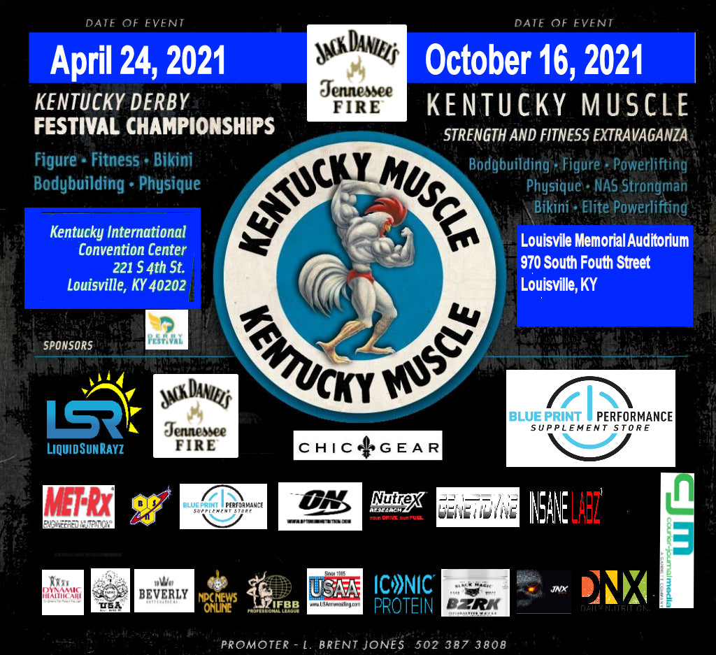NPC Kentucky Derby 4/24 Louisville, KY