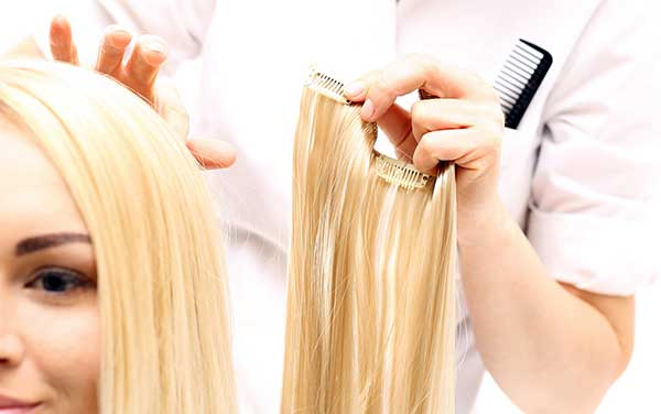 Hair Extensions Install Fee