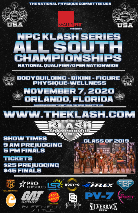 All South Championship 11/7