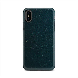 Black Ombre Milkway Galaxy Stars iPhone X Case