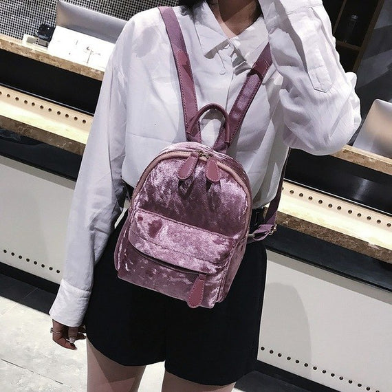 Fashion Backpack Women lady Girl Backpack Travel